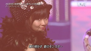 AKB48 - THE MUSIC DAY Part3 (Halloween・Night).ts - 00050