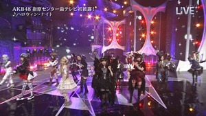 AKB48 - THE MUSIC DAY Part3 (Halloween・Night).ts - 00057