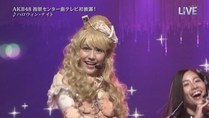 AKB48 - THE MUSIC DAY Part3 (Halloween・Night).ts - 00060