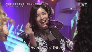 AKB48 - THE MUSIC DAY Part3 (Halloween・Night).ts - 00064