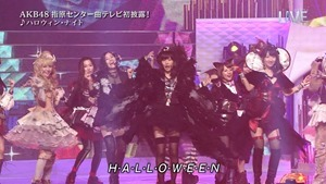 AKB48 - THE MUSIC DAY Part3 (Halloween・Night).ts - 00065