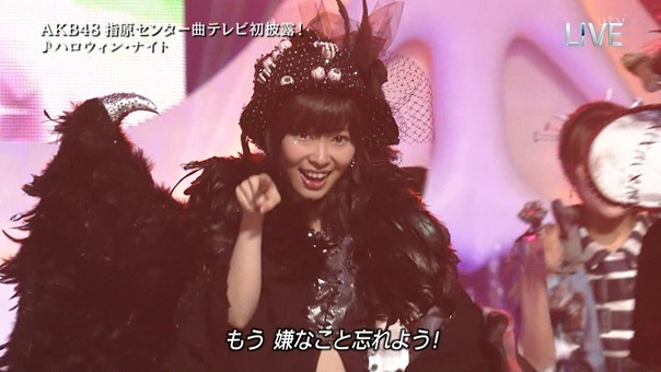 AKB48 - THE MUSIC DAY Part3 (Halloween・Night).ts - 00069