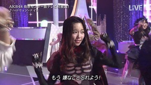 AKB48 - THE MUSIC DAY Part3 (Halloween・Night).ts - 00070