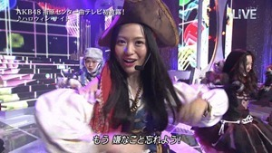 AKB48 - THE MUSIC DAY Part3 (Halloween・Night).ts - 00073