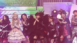 AKB48 - THE MUSIC DAY Part3 (Halloween・Night).ts - 00078