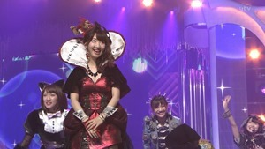 AKB48 - THE MUSIC DAY Part3 (Halloween・Night).ts - 00083