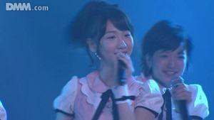 NMB48 150524 N3 LOD 1730 (Kashiwagi Yuki send off).wmv - 00008