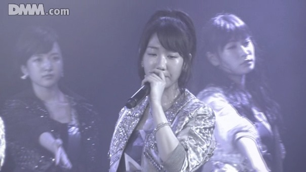 NMB48 150524 N3 LOD 1730 (Kashiwagi Yuki send off).wmv - 00195
