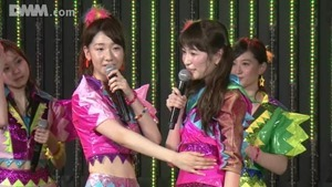 NMB48 150524 N3 LOD 1730 (Kashiwagi Yuki send off).wmv - 00507