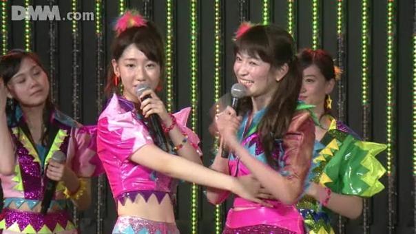 NMB48 150524 N3 LOD 1730 (Kashiwagi Yuki send off).wmv - 00508