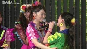 NMB48 150524 N3 LOD 1730 (Kashiwagi Yuki send off).wmv - 00530