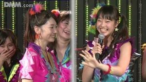 NMB48 150524 N3 LOD 1730 (Kashiwagi Yuki send off).wmv - 00582