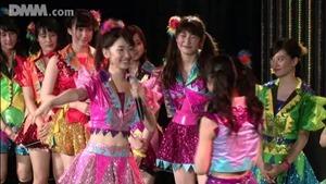 NMB48 150524 N3 LOD 1730 (Kashiwagi Yuki send off).wmv - 00617