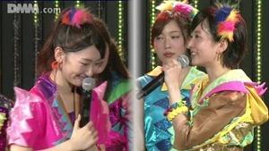 NMB48 150524 N3 LOD 1730 (Kashiwagi Yuki send off).wmv - 00649