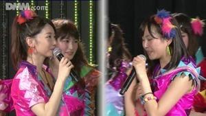 NMB48 150524 N3 LOD 1730 (Kashiwagi Yuki send off).wmv - 00701
