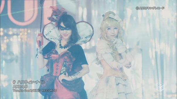 AKB48 - Halloween Night [1440x1080 h264 M-ON! HD].ts - 00009