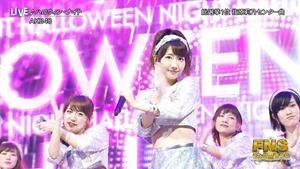 AKB48 - Halloween Night (FNS Uta no Natsu Matsuri 150729).ts - 00018