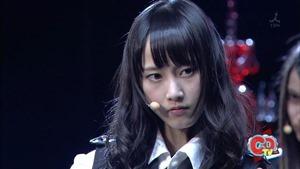 AKB48 - UZA (121103 COUNT DOWN TV) Kakkoi Rena Sleeveless.mp4_snapshot_00.35_[2015.08.15_09.58.50]