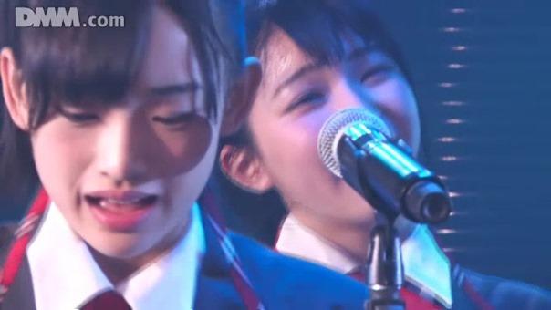 AKB48 170128 82 LOD 1830 DMM (Yokomichi Yuri Birthday).mp4 - 00174
