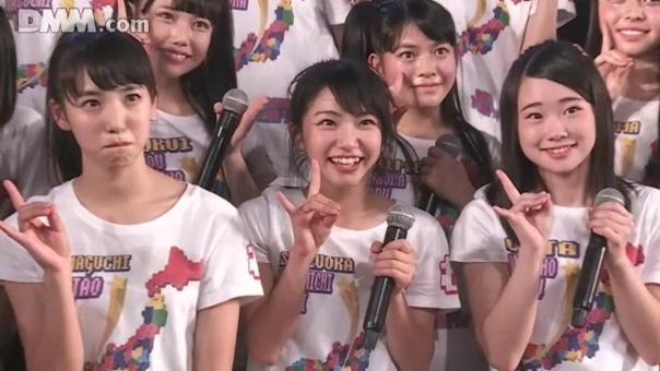 AKB48 170128 82 LOD 1830 DMM (Yokomichi Yuri Birthday).mp4 - 00212