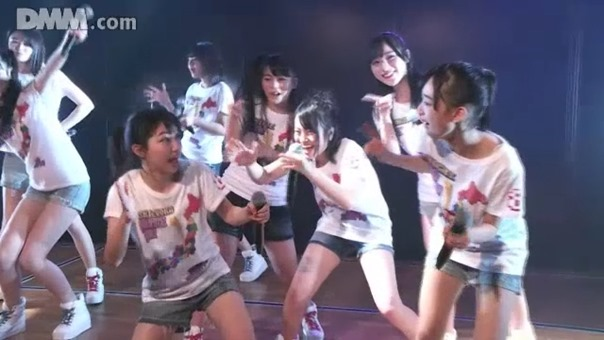 AKB48 170128 82 LOD 1830 DMM (Yokomichi Yuri Birthday).mp4 - 00230