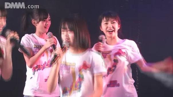 AKB48 170128 82 LOD 1830 DMM (Yokomichi Yuri Birthday).mp4 - 00250