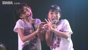 AKB48 170128 82 LOD 1830 DMM (Yokomichi Yuri Birthday).mp4 - 00256