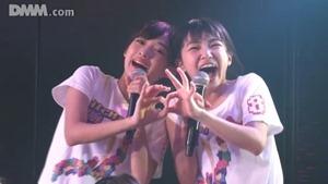 AKB48 170128 82 LOD 1830 DMM (Yokomichi Yuri Birthday).mp4 - 00259