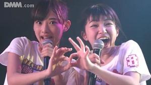AKB48 170128 82 LOD 1830 DMM (Yokomichi Yuri Birthday).mp4 - 00261