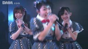 AKB48 170128 82 LOD 1830 DMM (Yokomichi Yuri Birthday).mp4 - 00300