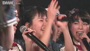 AKB48 170128 82 LOD 1830 DMM (Yokomichi Yuri Birthday).mp4 - 00349