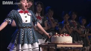 AKB48 170128 82 LOD 1830 DMM (Yokomichi Yuri Birthday).mp4 - 00379