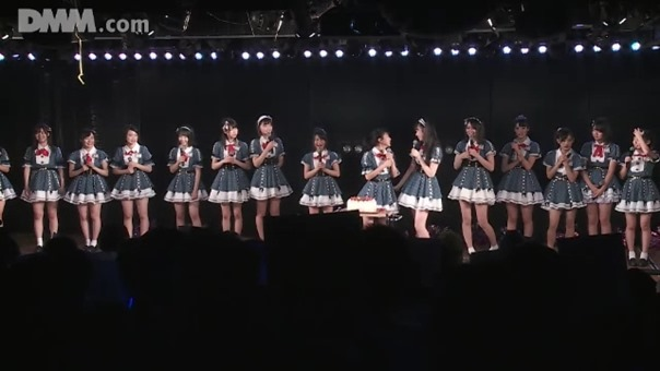 AKB48 170128 82 LOD 1830 DMM (Yokomichi Yuri Birthday).mp4 - 00383
