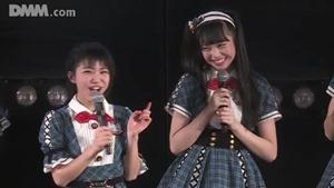 AKB48 170128 82 LOD 1830 DMM (Yokomichi Yuri Birthday).mp4 - 00395