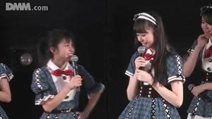 AKB48 170128 82 LOD 1830 DMM (Yokomichi Yuri Birthday).mp4 - 00408