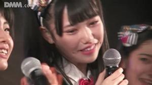 AKB48 170128 82 LOD 1830 DMM (Yokomichi Yuri Birthday).mp4 - 00460