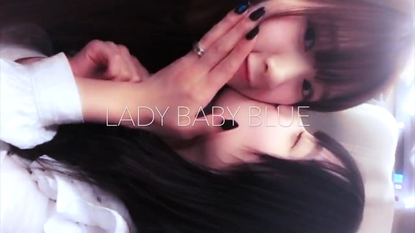 "【Full ver.】""LADY BABY BLUE "" The Idol Formerly Known As LADYBABY【作詞・作曲:大森靖子】 - YouTube.MP4 - 00127"