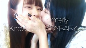 "【Full ver.】""LADY BABY BLUE "" The Idol Formerly Known As LADYBABY【作詞・作曲:大森靖子】 - YouTube.MP4 - 00010"