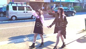 "【Full ver.】""LADY BABY BLUE "" The Idol Formerly Known As LADYBABY【作詞・作曲:大森靖子】 - YouTube.MP4 - 00045"