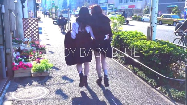 "【Full ver.】""LADY BABY BLUE "" The Idol Formerly Known As LADYBABY【作詞・作曲:大森靖子】 - YouTube.MP4 - 00128"