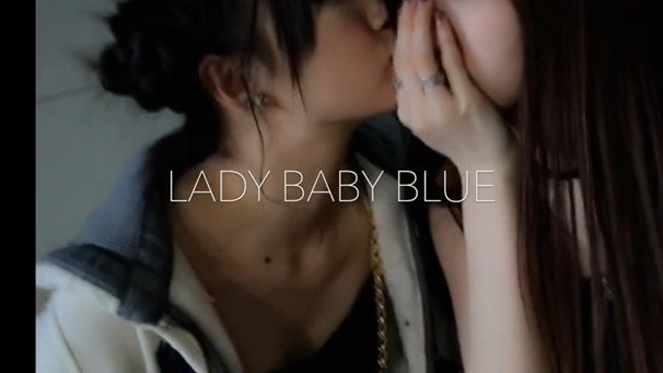 "【Full ver.】""LADY BABY BLUE "" The Idol Formerly Known As LADYBABY【作詞・作曲:大森靖子】 - YouTube.MP4 - 00057"
