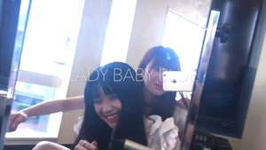 "【Full ver.】""LADY BABY BLUE "" The Idol Formerly Known As LADYBABY【作詞・作曲:大森靖子】 - YouTube.MP4 - 00075"