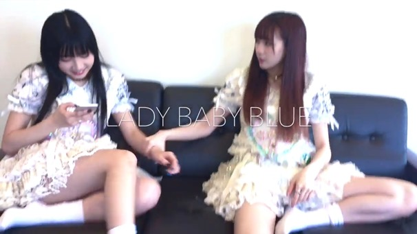 "【Full ver.】""LADY BABY BLUE "" The Idol Formerly Known As LADYBABY【作詞・作曲:大森靖子】 - YouTube.MP4 - 00139"
