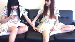 "【Full ver.】""LADY BABY BLUE "" The Idol Formerly Known As LADYBABY【作詞・作曲:大森靖子】 - YouTube.MP4 - 00140"
