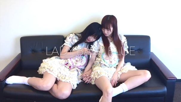 "【Full ver.】""LADY BABY BLUE "" The Idol Formerly Known As LADYBABY【作詞・作曲:大森靖子】 - YouTube.MP4 - 00042"