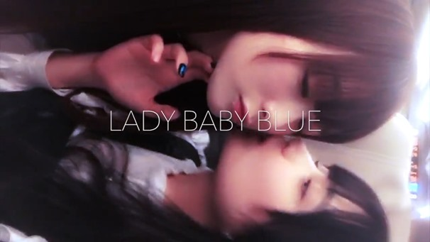 "【Full ver.】""LADY BABY BLUE "" The Idol Formerly Known As LADYBABY【作詞・作曲:大森靖子】 - YouTube.MP4 - 00115"