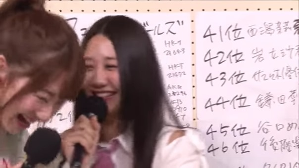170617 SHOWROOM 第9回AKB48総選挙SHOWROOM裏生配信 MC柏木由紀 - YouTube.MKV - 00092