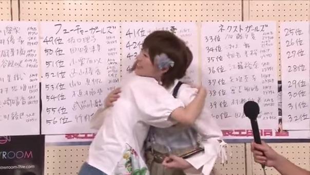 170617 SHOWROOM 第9回AKB48総選挙SHOWROOM裏生配信 MC柏木由紀 - YouTube.MKV - 00338