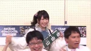 2017 06 17 SHOWROOM 第9回AKB48総選挙SHOWROOM裏生配信 MC柏木由紀.mp4 - 00039