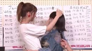 2017 06 17 SHOWROOM 第9回AKB48総選挙SHOWROOM裏生配信 MC柏木由紀.mp4 - 00077